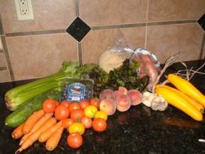 los poblanos organic veggies