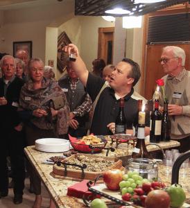 Wine Tasting | Picacho Mountain