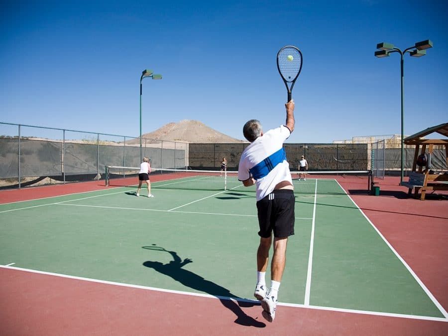 Active Lifestyle - Tennis