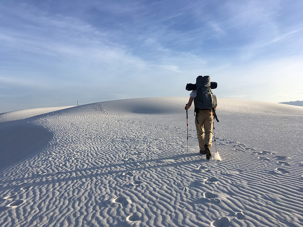 White_Sands_Hiking