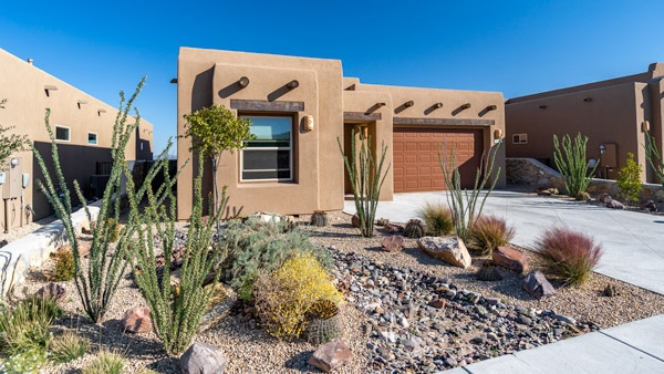 Custom Patio Home at Picacho Mountain