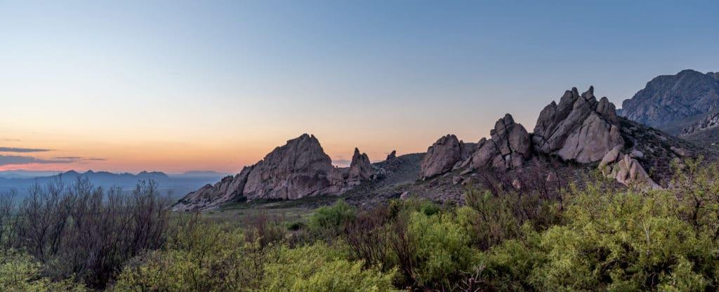 Organ Mountain - Desert Peak National Park